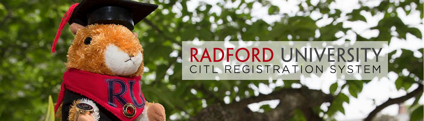 CITL Registration System
